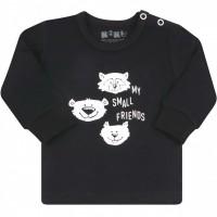 Nini organinės medvilnės marškinėliai My Small Friends