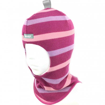Vilnonė kepurė-šalmas mergaitei  1405/33