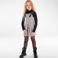 Stilingas kombinezonas-šortai mergaitei