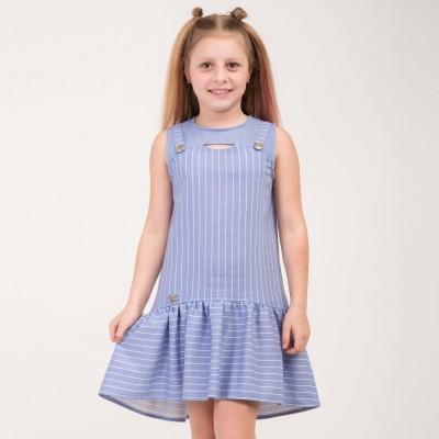 Lininė suknelė Zabava (MELSVA)