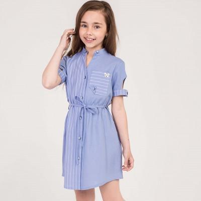 Lininė suknelė Azel (MELSVA)