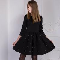 Suknelė  Ailin (juoda)