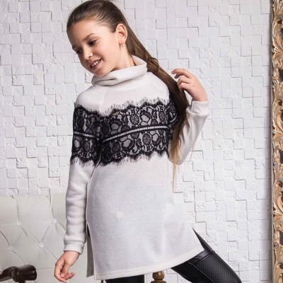 Tunika-džemperis Afina (pieno spl.)