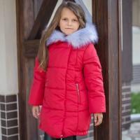 Žieminė striukė-paltas Greis (raudona)