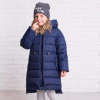 Žieminė striukė-paltas Deizi (mėlyna)