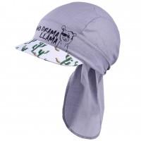 TUTU vasarinė kepurė su snapeliu, kaklo apsauga ir raišteliais