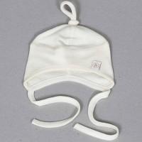 Vilaurita merino vilnos kepurė kūdikiui