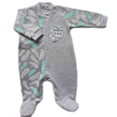 Šliaužtinukai kūdikiui Plunksna